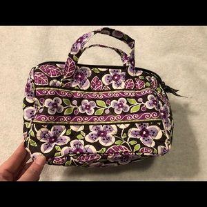 Vera Bradley Lunch Date, lunch bag, plum petals